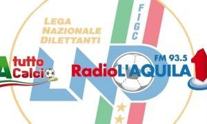 13 maggio, ATC presenta le gare del week-end su Radio L'Aquila 1