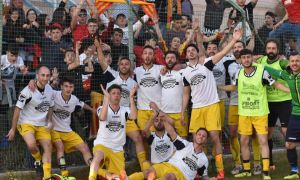 San Benedetto missione play off compiuta: 2-0 al Real Carsoli
