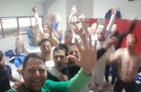 Sangregoriese, manita allo United L'Aquila: è finale
