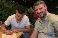 Real Picentia-Di Berardino: c'è la firma