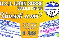 Gran Sasso Calcio. Countdown per l'inizio delle attività