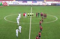 L'Aquia-New Club Villa Mattoni 4-0 il servizio della gara