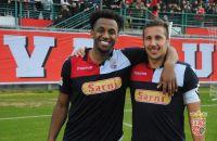 Dos Santos e Esposito: in un tempo vincono il derby tra Vastese e Avezzano