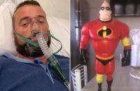 Fiuggi, Russo dal letto dell'ospedale combatte il Covid-19 e ci aggiorna
