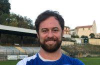Roman Torres con la maglia della Val di