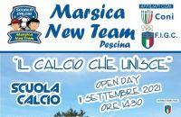 Domani a Pescina campo 'Barbati': open day della Marsica New Team