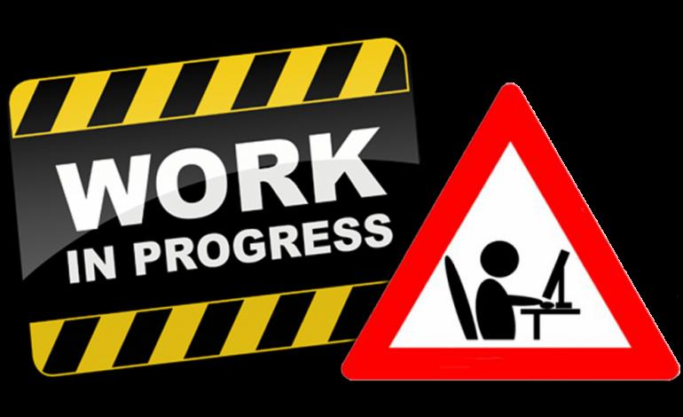 Risultati immagini per lavori in corso